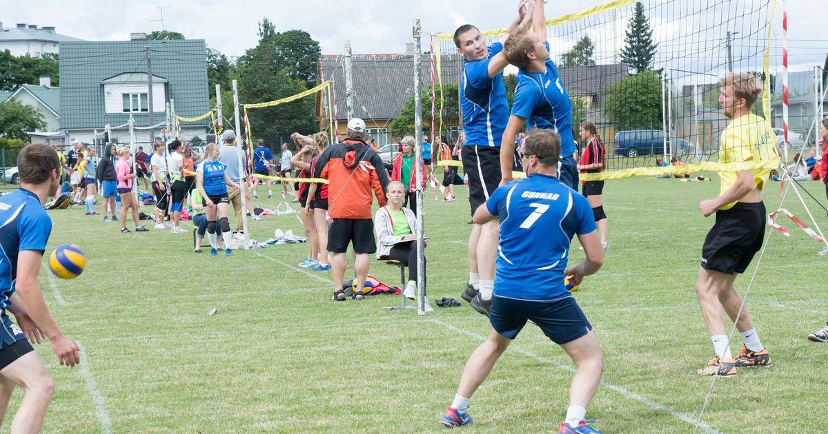 Maakonnad, vallad ja linnad võistlevad Tartus suvemängudel