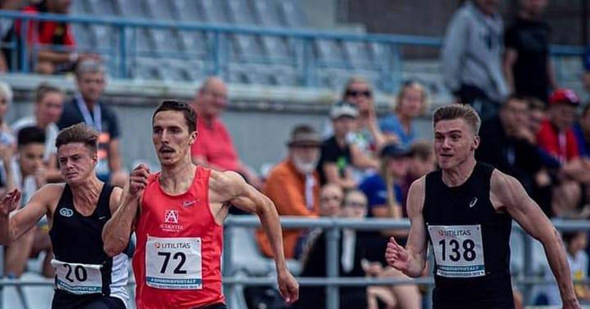 Tanel Visnap püstitas uue Eesti rekordi