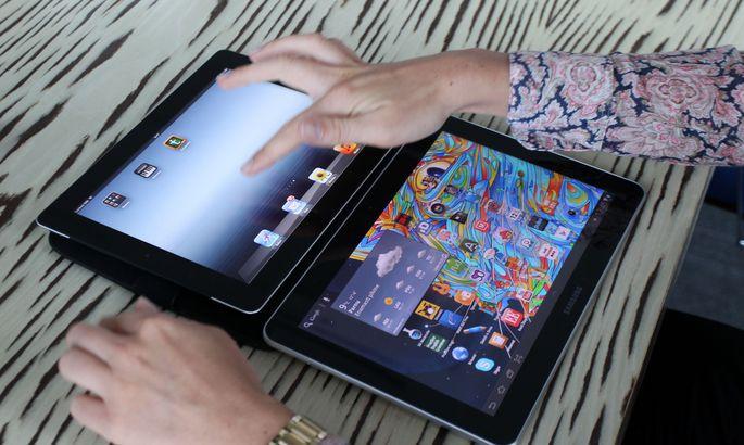 23a54d30d13 Tahvelarvutite müük ületas ülekaalukalt sülearvutite oma - Kaup ja ...