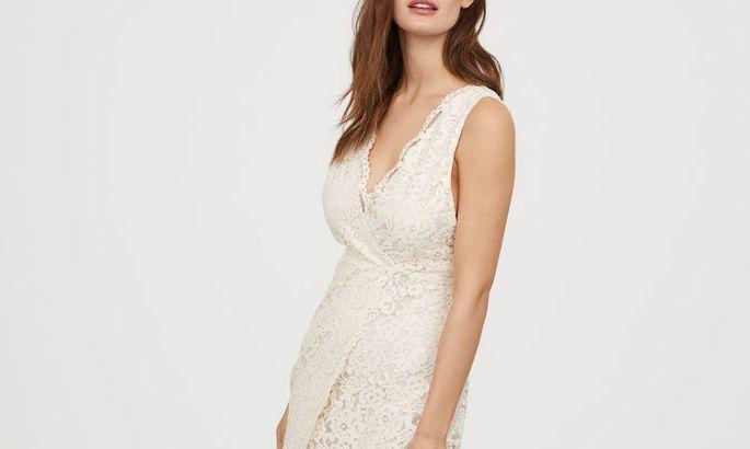 0331f65589b Säästa pulmadelt: H&M hakkas 50-euroseid pulmakleite müüma - Kaup ja ...