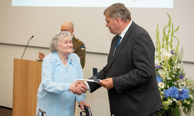 Justiitsministrilt said Vabaduse Tammepärja aumärgi ka lõunaeestlased: