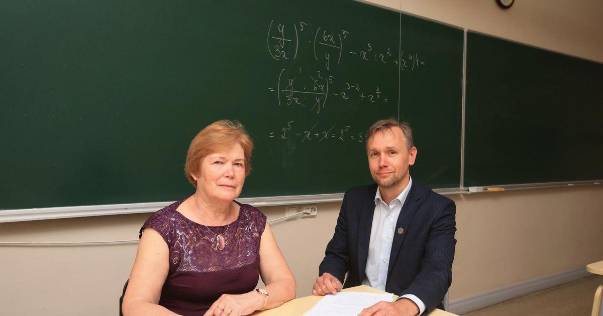 Eesti matemaatika seltsi president: põhikoolieksamite kaotamine kahjustaks Eesti arengut