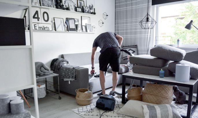59e4b7b9bc5 Eesti naine annab nõu, kuidas tegelikult kodu koristama peaks ...