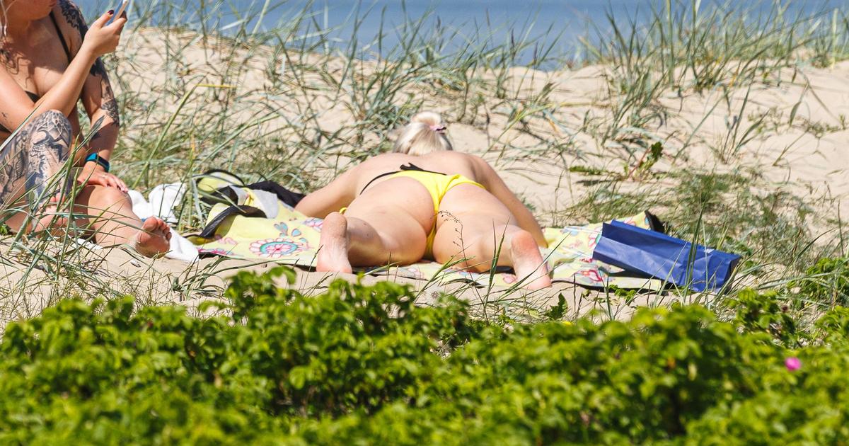 Pärnu rannas päevitanud naist tabas rõve üllatus: tundsin, et seljale langeb vedelik...