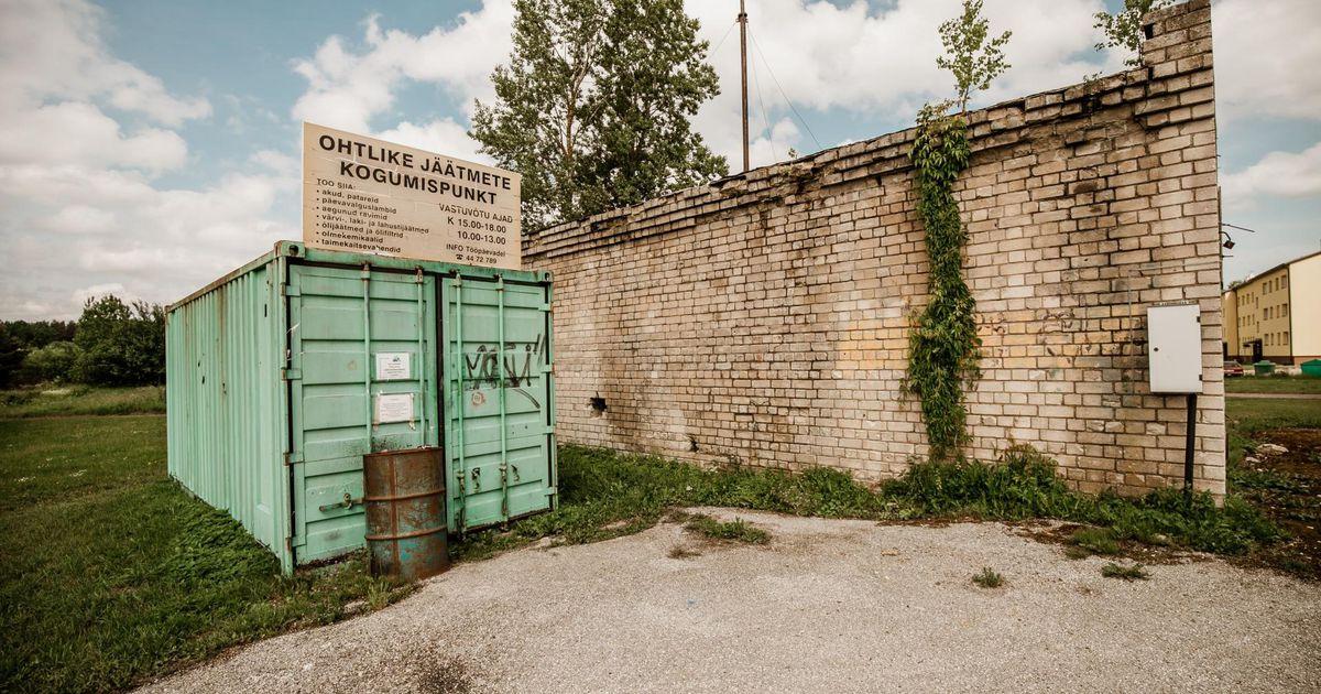 Korrusmajade rajoon saab jäätmejaama