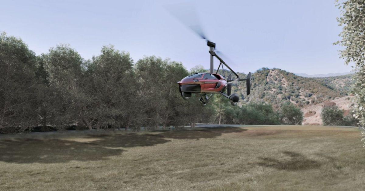 Esimene lendav auto jõuab seeriatootmisse