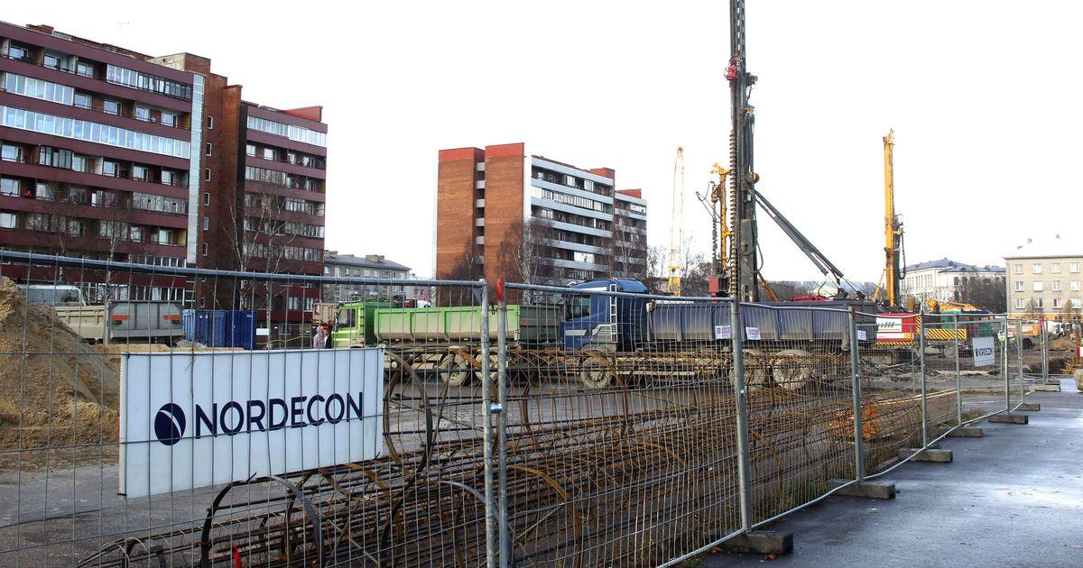 Nordecon kasvatas korralikult käivet ja kasumit - Eesti majandus - Uudised - Majandus