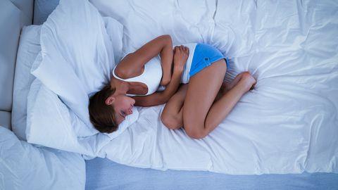 Endometrioos tekitab alakõhuvalu.
