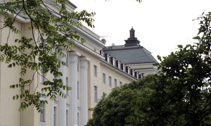 Эстонская национальная опера (Таллин, Эстония)