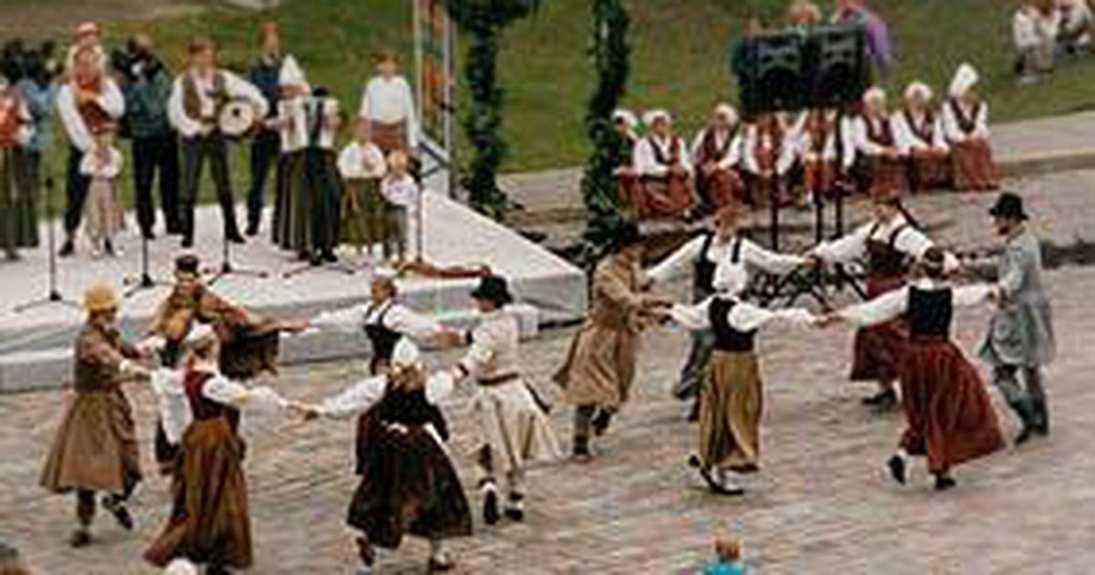 Baltica tutvustab virulastele india, ukraina ja läti folkloori
