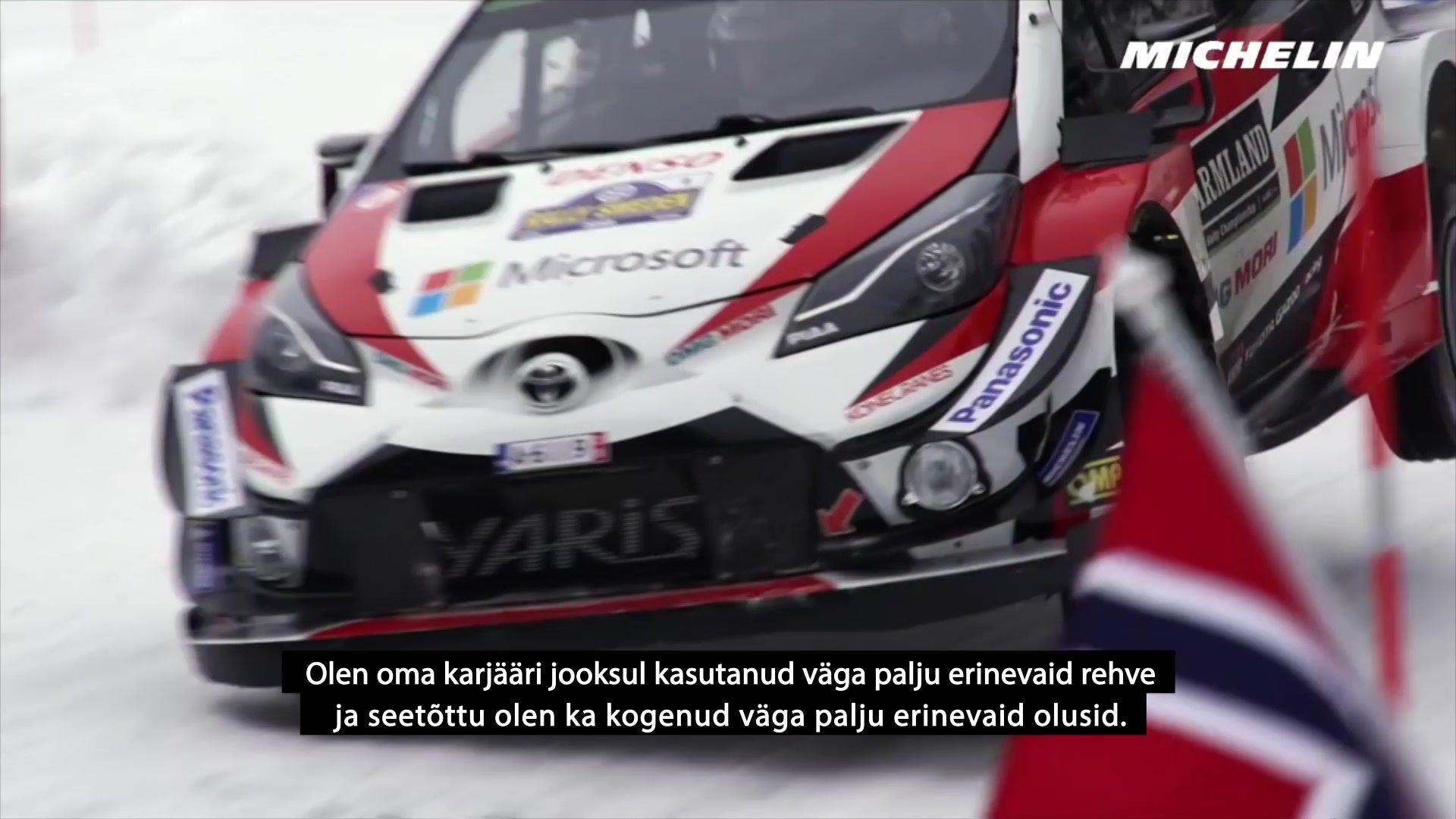 06d94687031 WRC-rallist inspireeritud rehvid teevad igapäevasõitja elu turvalisemaks ja  mugavamaks - Sisuturundus - Tarbija