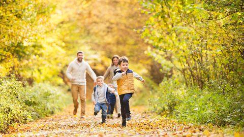 Jalutamine kaitseb tervist.