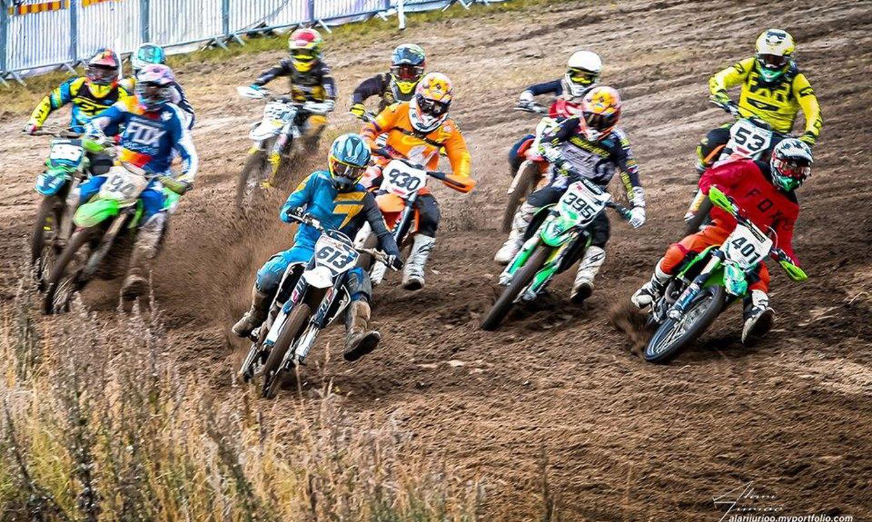 Harrastajate motokrossi Top200 võistlussarja viimasel etapil Maardus selgusid ühtlasi Eesti karikavõitjad ja päeva lõpetas Tõnu Lille meeskondlik mälestussõit.