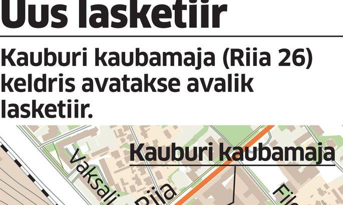 e96e4c2ac42 Tartus hakkab tööle avalik lasketiir - Uudised - Tartu Postimees