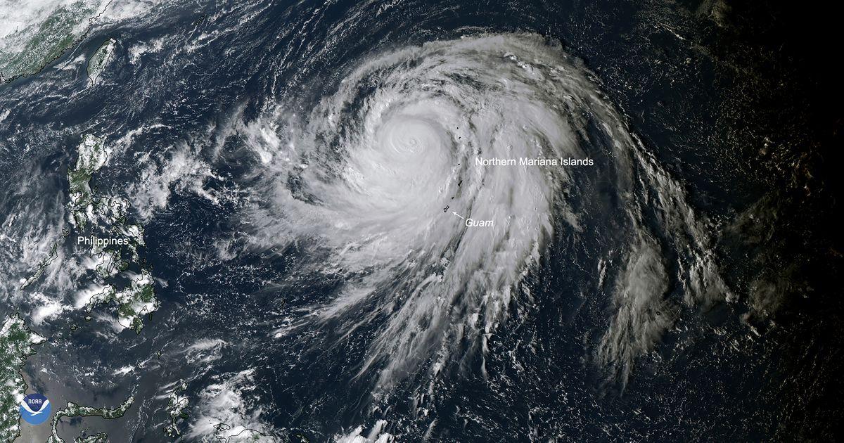 Jaapanit tabav supertaifuun ähvardab tuua tohutu majandusliku kahju