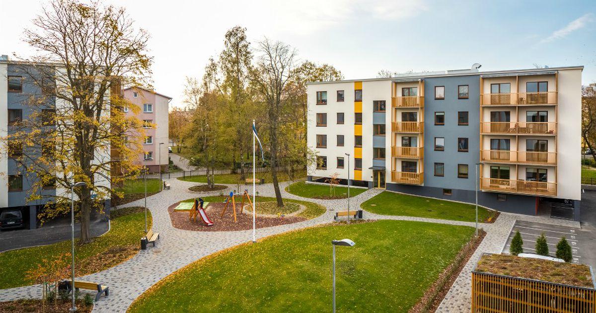 Дом в эстонии сколько стоит квартира в дубае