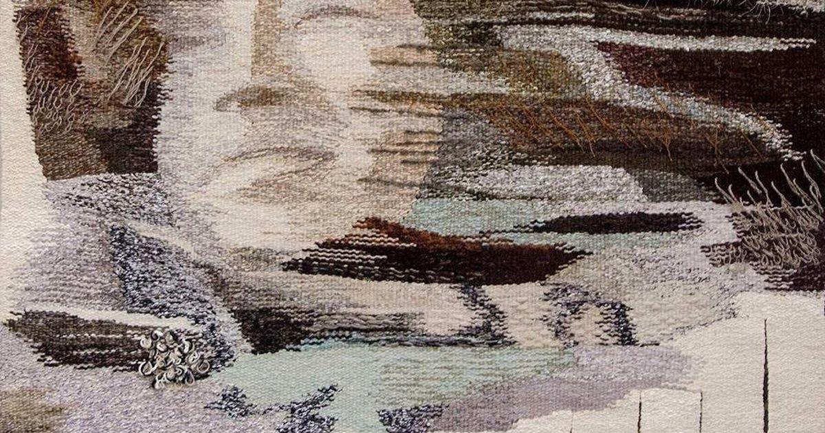 """Tekstiilikunstnik avab """"Piiramatu silmapiiri"""""""