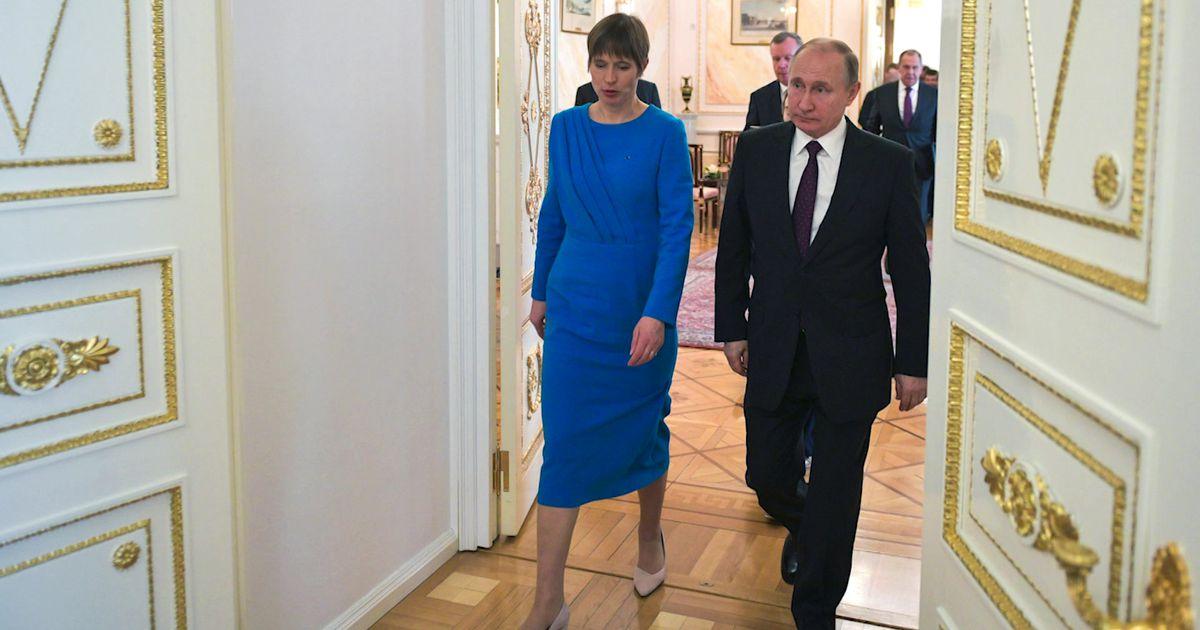 Reporter: Kas Kaljulaidi kohtumine Putiniga on nõrkus?
