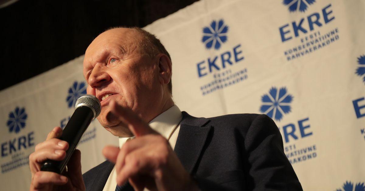 EKRE võitis Pärnumaal häältega, Reformierakond mandaatidega