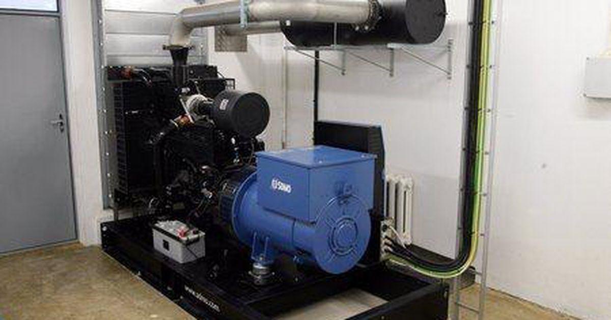 Viljandi haigla loodab voolukatkestuste korral generaatoritele