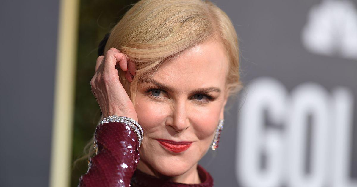 Nicole Kidman selgitab, miks ta politseidraamas «Hävitaja» skandaalselt räbal välja näeb