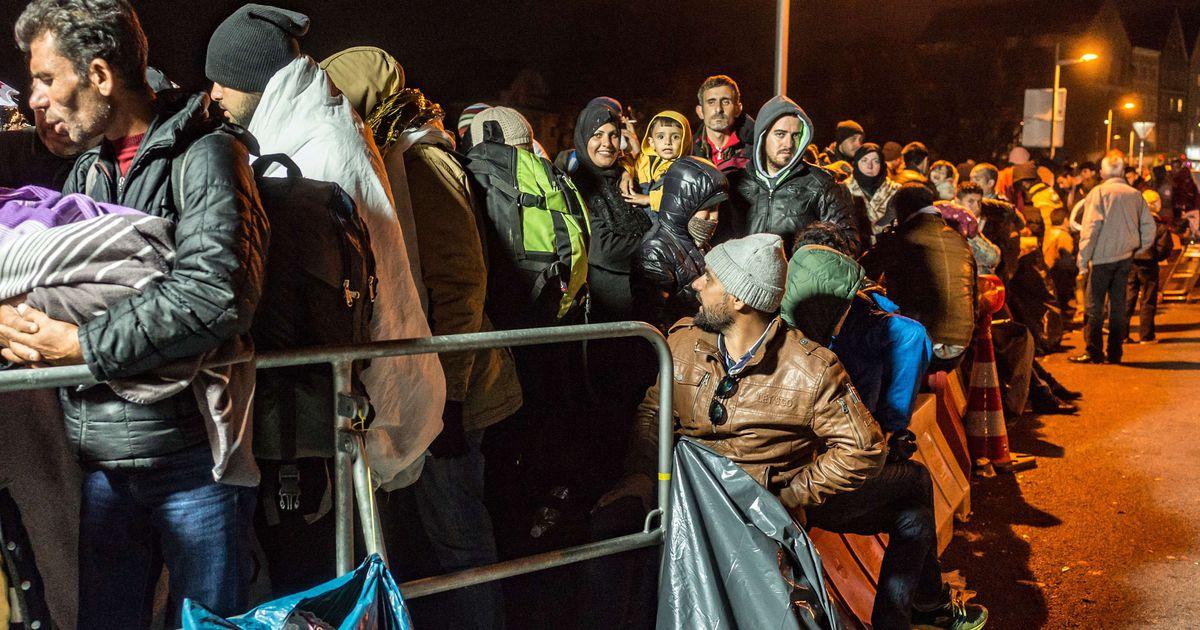 общем фото квартир беженцев в австрии без машины