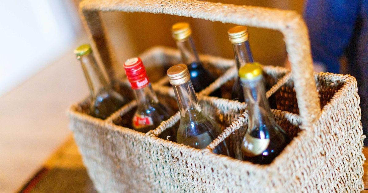 Januse varga näppude vahele jäi kuus pudelit viina