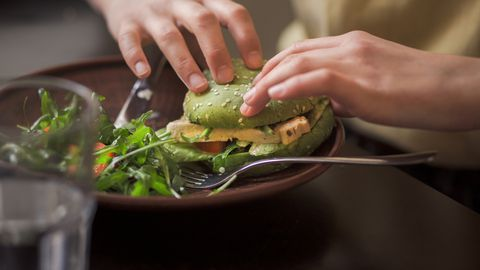 Veganlus on teekond, mida elad amps amsu haaval!