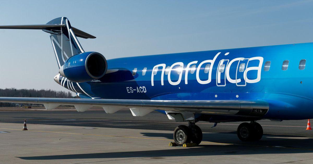 Nordica reisijate arv langes aastaga kolmandiku võrra