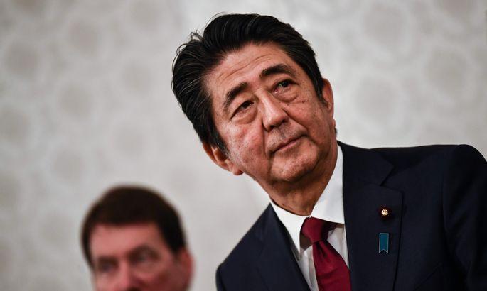 f3687588abb Jaapani peaminister sõidab Iraani pingeid maandama - Maailm ...