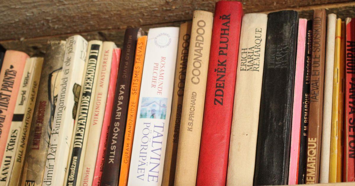 Töötukassa korjab Saaremaa eakatele raamatuid