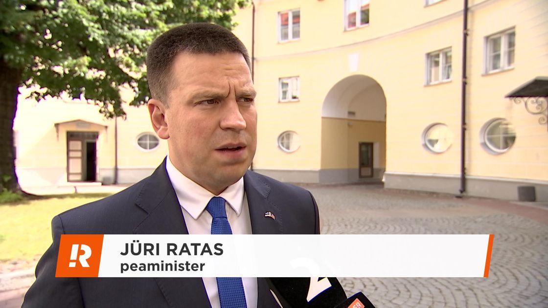 Reporter: Kas peaministri ja peaprokuröri vahel oli Keskerakonda soosiv kokkumäng?