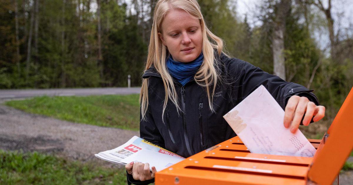 Omniva sulges nädalaks Väike-Maarja postkontori