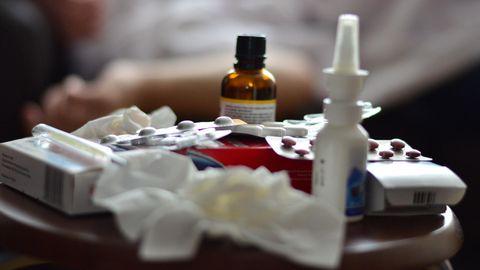 Grippi esineb praegu peaaegu kõikjal Eestis.