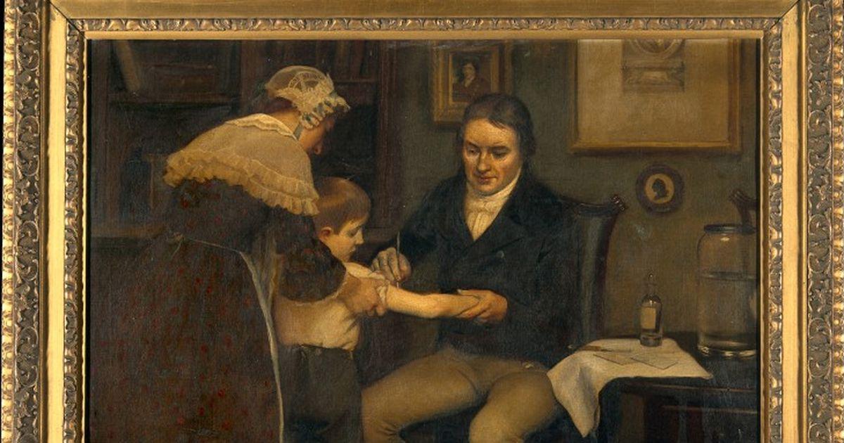 Vakcinācijas pretinieki klaigāja jau 18. gadsimtā