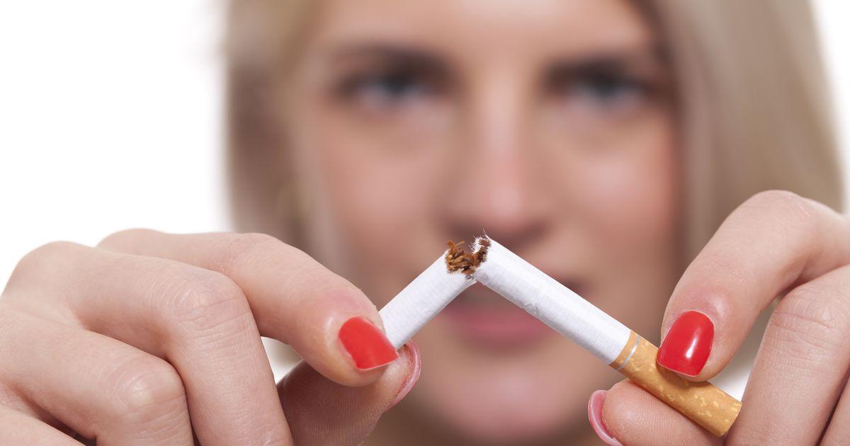 Suitsetamisest loobumine muutis uuringus soolestiku mikrobioomi