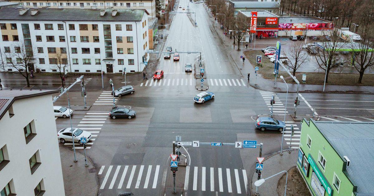 Tallinna maantee ja Jannseni tänava ristmiku remont toob rohkesti muutusi