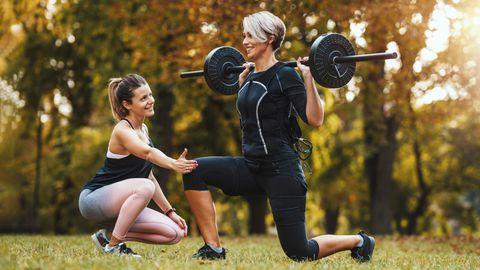 Alakeha lihaste treenimine parandab aju tervist.