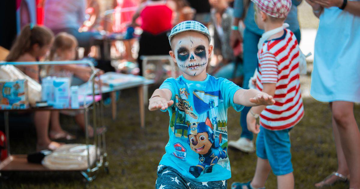 Galerii: rõõmsate laste festivalil on lõbu ja lusti laialt