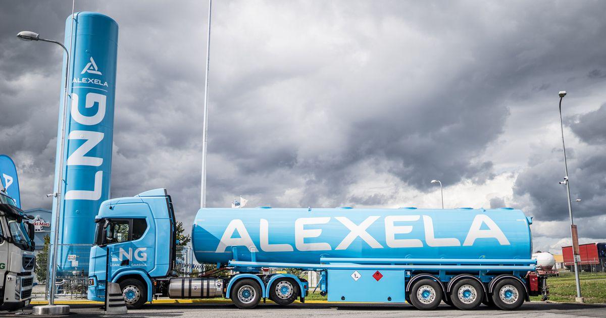 Alexela avas Tallinna lähistel maailma kõige laiema kütusevalikuga tankla