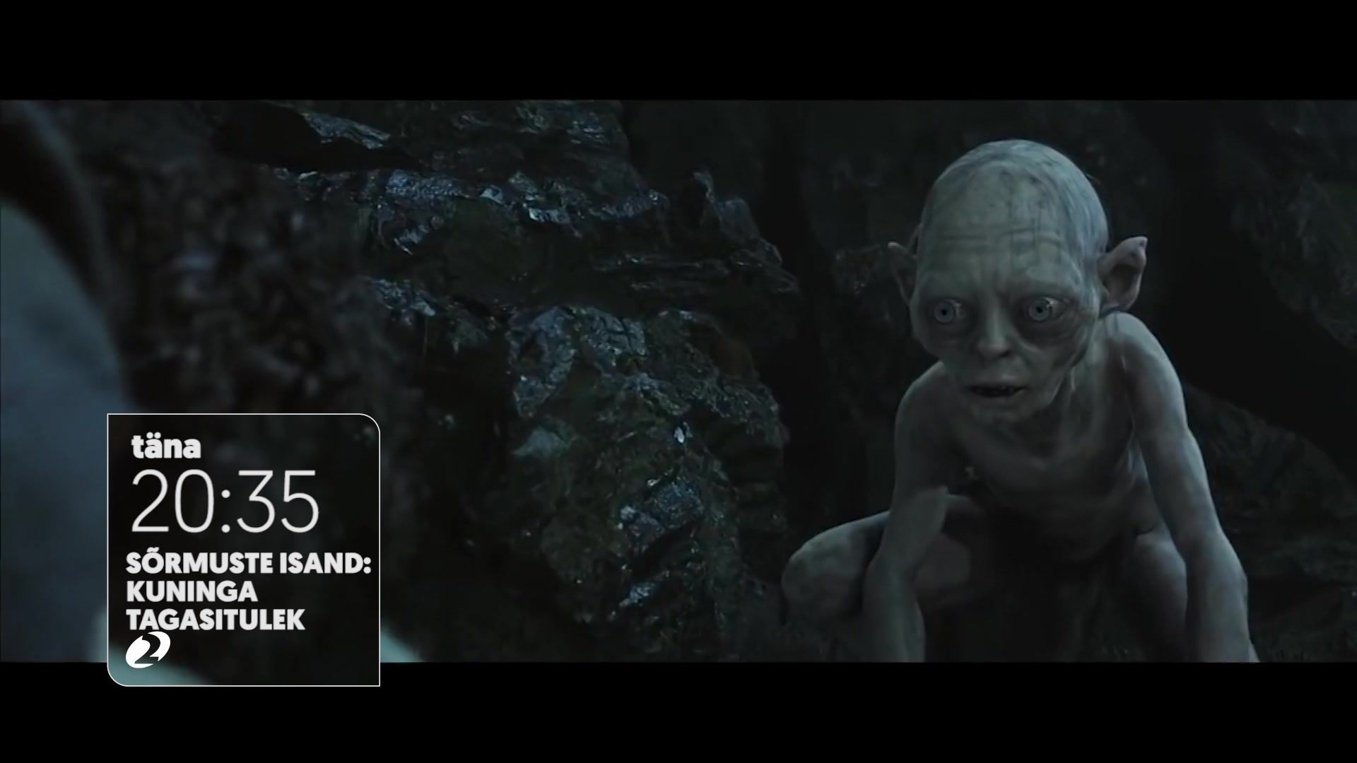 a2f25aa7a33 Kinoõhtu Kanal 2s: 11 Oscarit võitnud «Sõrmuste isand: Kuninga tagasitulek»  - Kinoportaal