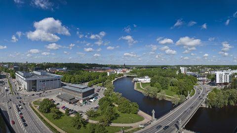 Projektiga Health and Greenspace seotud tegevustes keskendutakse tartlastele ja linnakülalistele tervisliku ning elamisväärse linnakeskkonna loomisele. Tartu 2020.