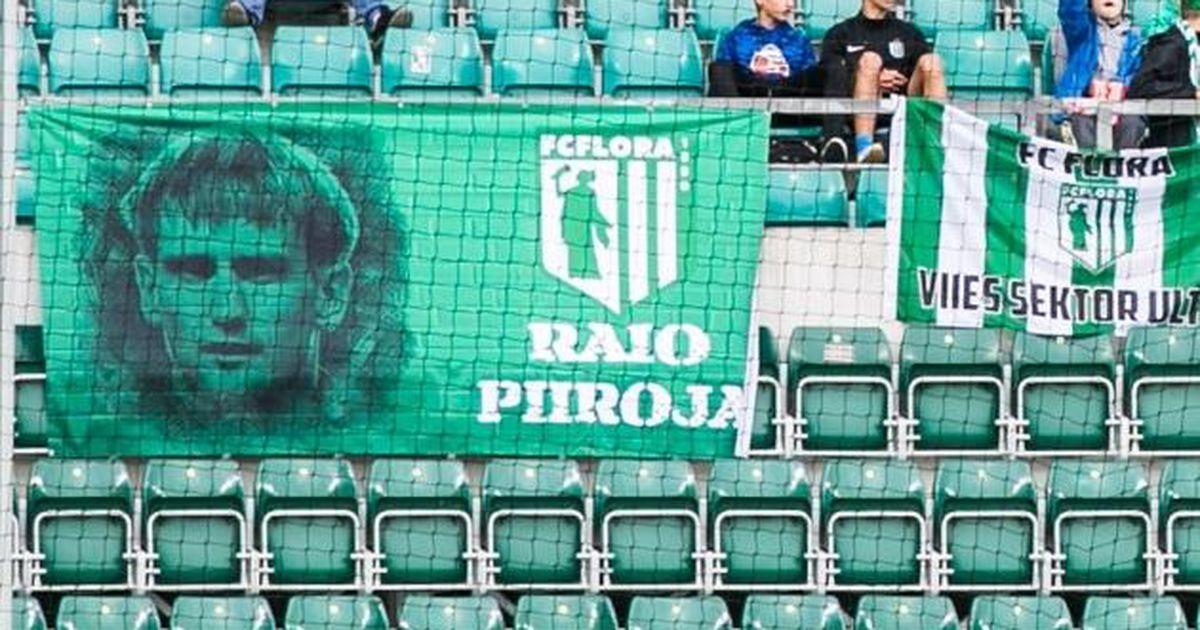 Piltuudis: jalgpallifännid tegid Raio Piirojale sünnipäevakingi