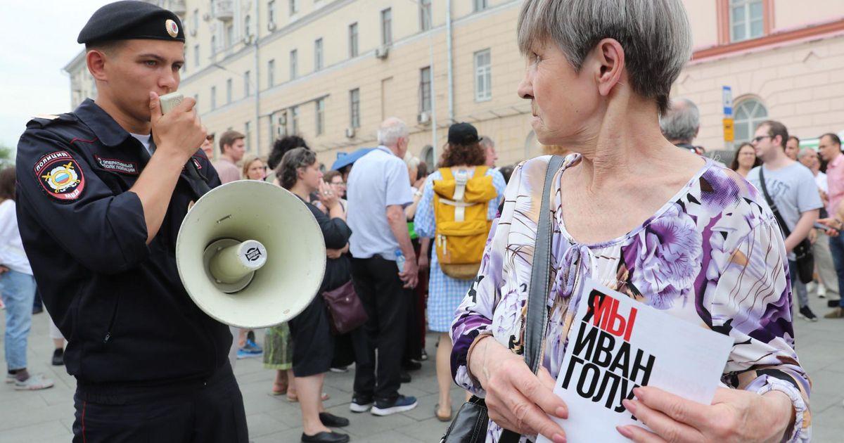 Ajakirjanik pääses, kuid politseinike omavoli ei kao