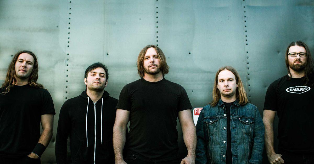 USA metalbänd Unearth annab augustis haruldase klubikontserdi