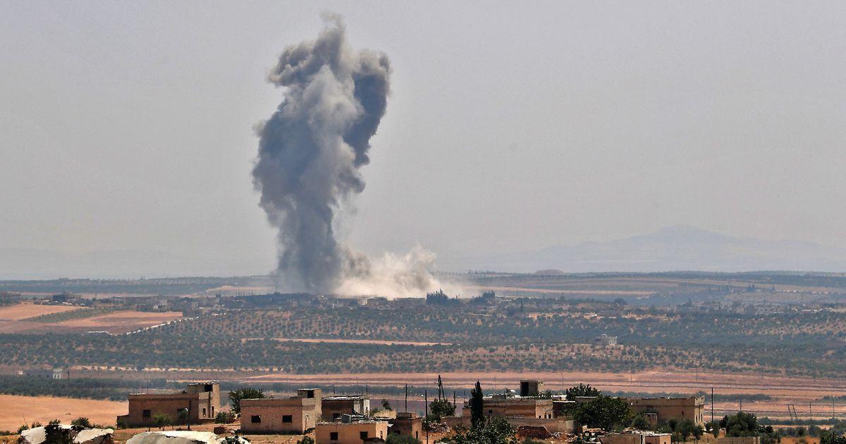 Süüria režiimiväed kontrollivad täielikult Khan Sheikhuni