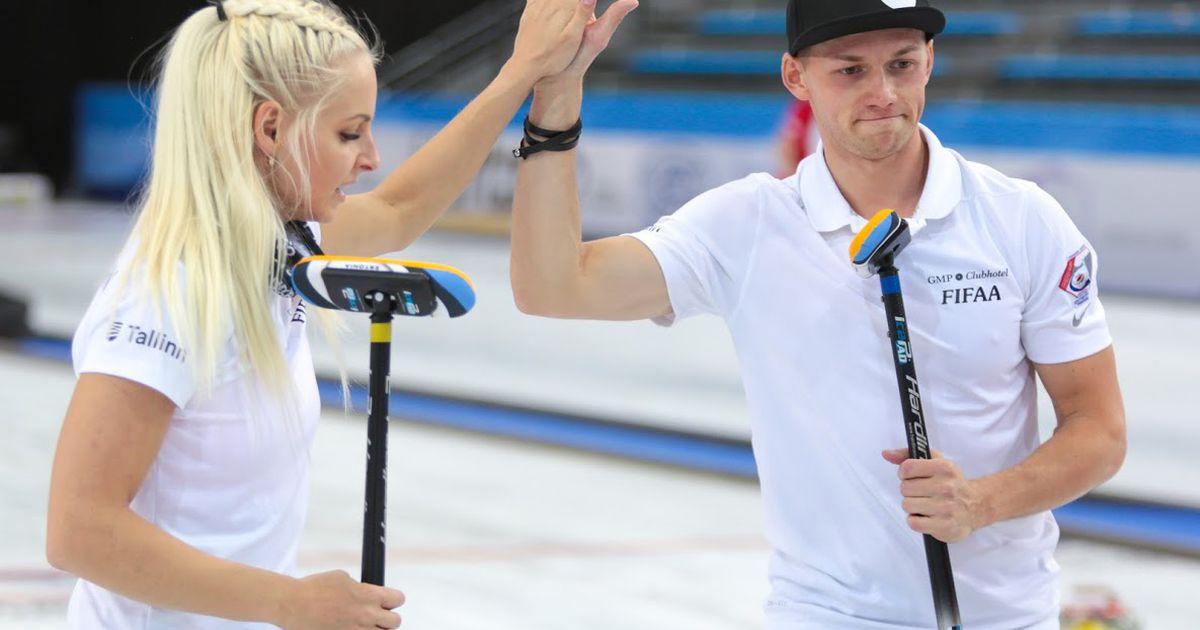 Kurlingu MK-etapp jõudis Tallinna, stardis on ka olümpiamedalistid