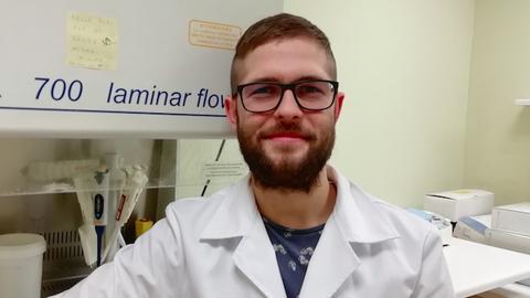 Tartu Ülikooli bioinformaatika doktorant Hindrek Teder