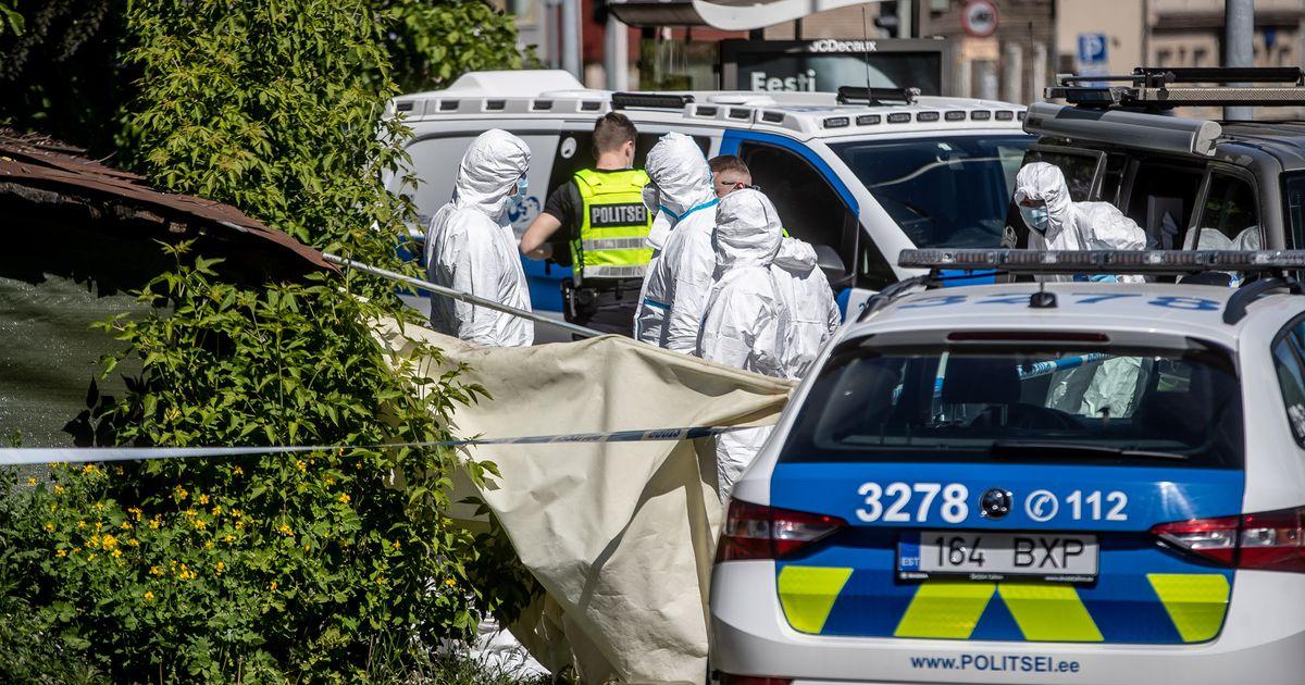 В Таллинне найден труп женщины с признаками насильственной смерти